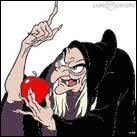 Dans quel grand classique retrouvons-nous cette méchante sorcière à la pomme ?