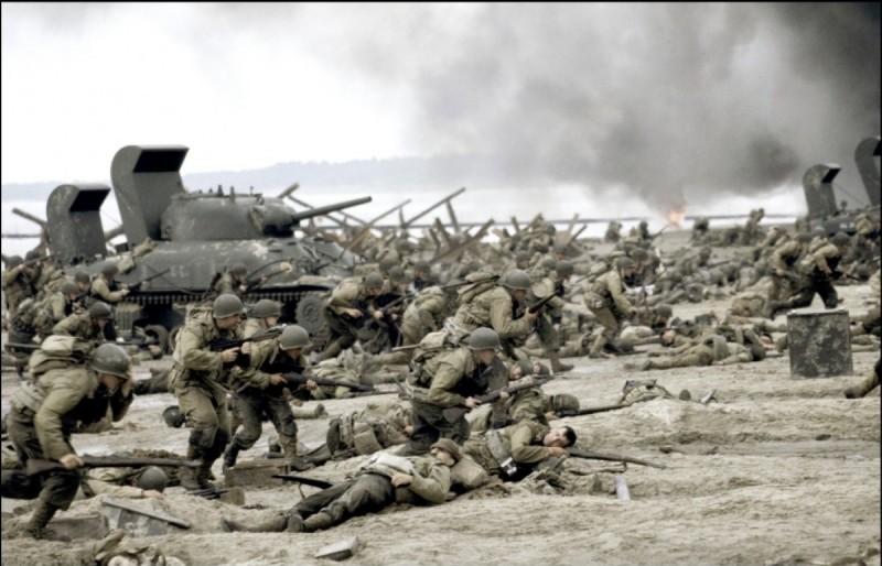 Quel jour a lieu le débarquement de Normandie ?