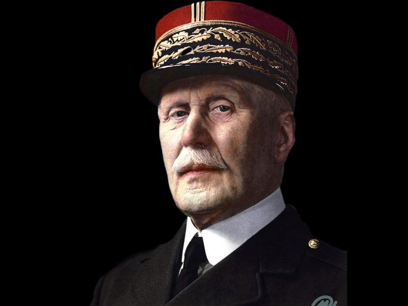 Quel dignité avait Pétain lors de sa nomination le 17 juin 1940 ?