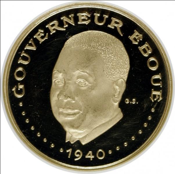 Qui est Félix Eboué ?