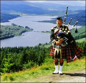 """G - L'Écosse a pour capitale la ville de """"Glasgow""""."""