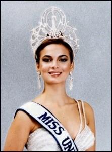 Maritza Sayalero Fernández est la 28ème Miss Univers (1979), quel pays représentait-elle ?