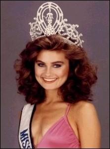 Quel pays représentait Karen Dianne Baldwin est la 31ème Miss Univers élue en 1982 ?