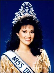 Porntip Nakhirunkanok est la 37ème Miss Univers élue en 1988, quel pays représentait-elle ?