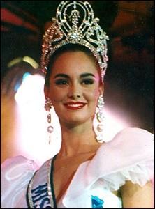 Lupita Jones est la 40ème Miss Univers élue en 1991, quel pays représentait-elle ?