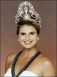 Michelle McLean est la 41ème Miss Univers élue en 1992, quel pays représentait-elle ?