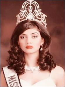 Sushmita Sen est la 43ème Miss Univers élue en 1994, quel pays représentait-elle ?