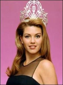 Alicia Machado est la 45ème Miss Univers élue en 1996, quel pays représentait-elle ?
