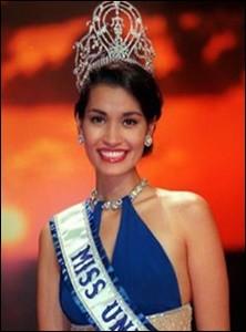 Brook Mahealani Lee est la 46ème Miss Univers élue en 1997, quel pays représentait-elle ?