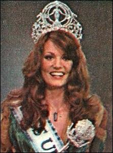 Kerry Anne Wells est la 21ème Miss Univers élue en 1972, quel pays représentait-elle ?