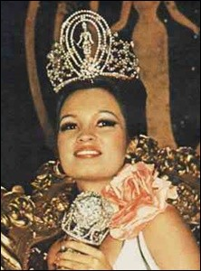 Élue en 1973, Margarita Moran est la 22ème Miss Univers, quel pays représentait-elle ?