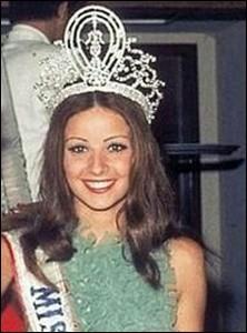 Amparo Muñoz est la 23ème Miss Univers élue en 1974, quel pays représentait-elle ?