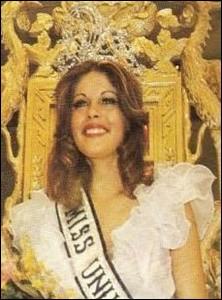 Quel pays représentait Rina Mor, la 25ème Miss Univers, élue en 1976 ?