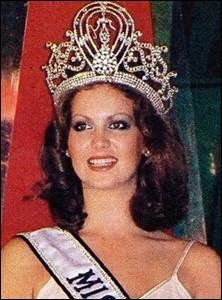Margaret Gardiner est la 27ème Miss Univers élue en 1978, quel pays représentait-elle ?