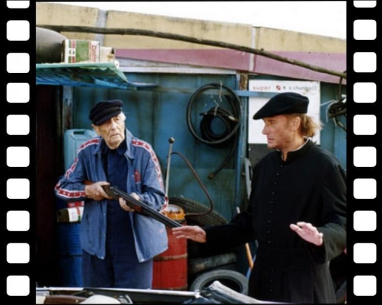 """Où travaille Frank Matrix ancien policier, rôle interprété par Johnny, dans le film """"La gamine"""" d'Hervé Palud en 1992 ?"""