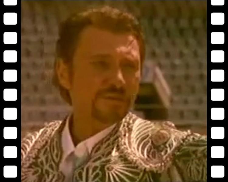 Dans quel film endosse-t-il la tenue d'un torero aux côtés de Julie Gayet et de Bruno Putzulu en 1999 ?