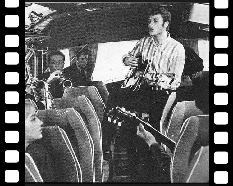 """Qui à composé les chansons du film """"Cherchez l'idole"""" , réalisé par Michel Boisrond en 1964 ?"""