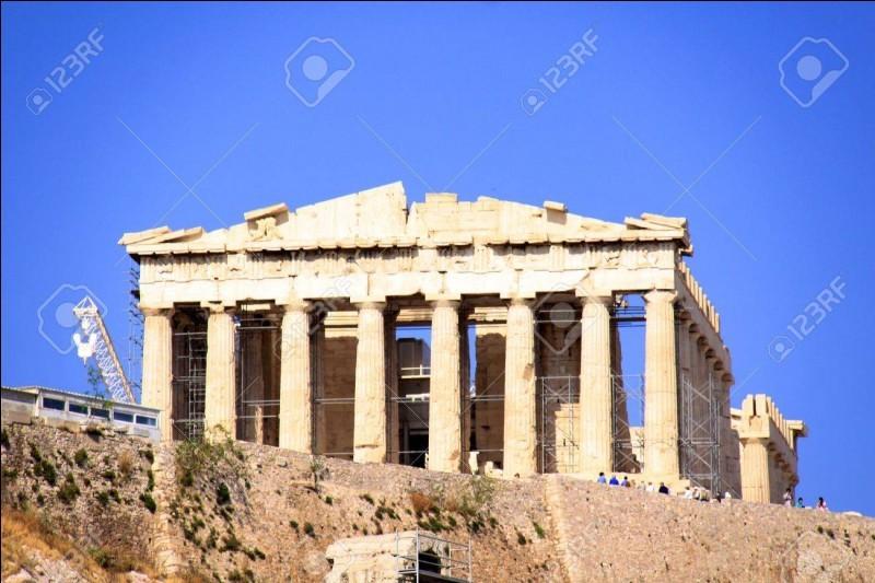 La cité-État d'Athènes