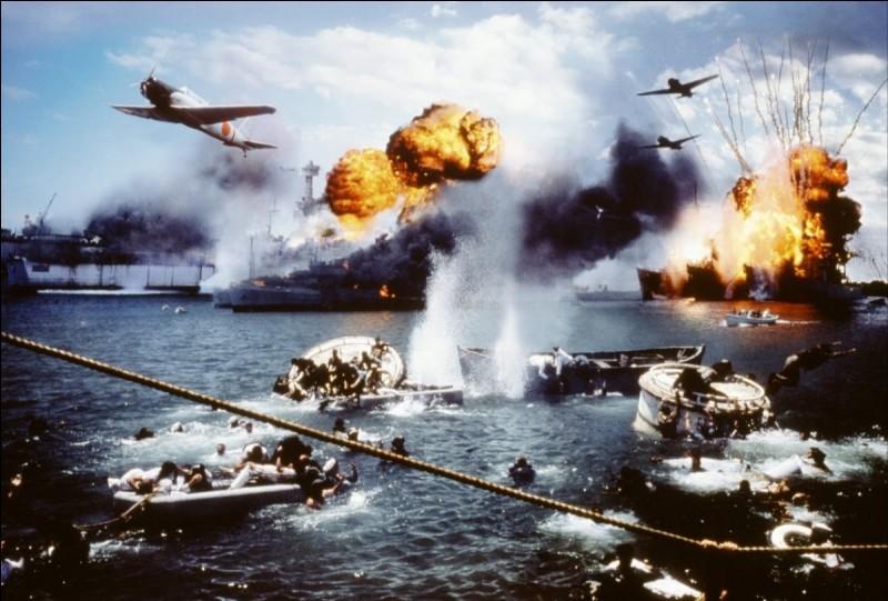 Quelle est la date exacte de l'attaque sur Pearl Harbor ?