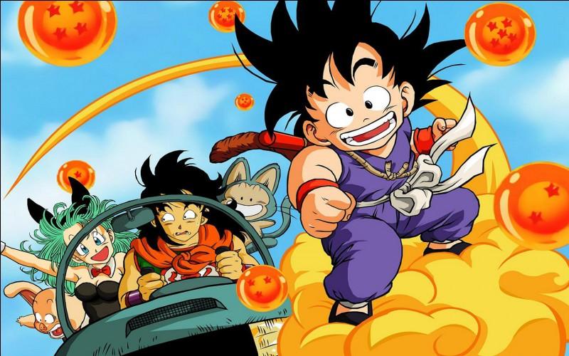 """Qui est le créateur de """"Dragon Ball"""" ?"""