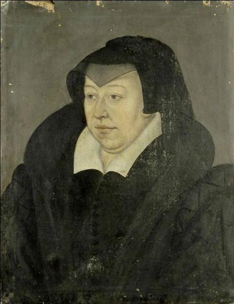 En quelle année meurt Catherine de Médecis ?