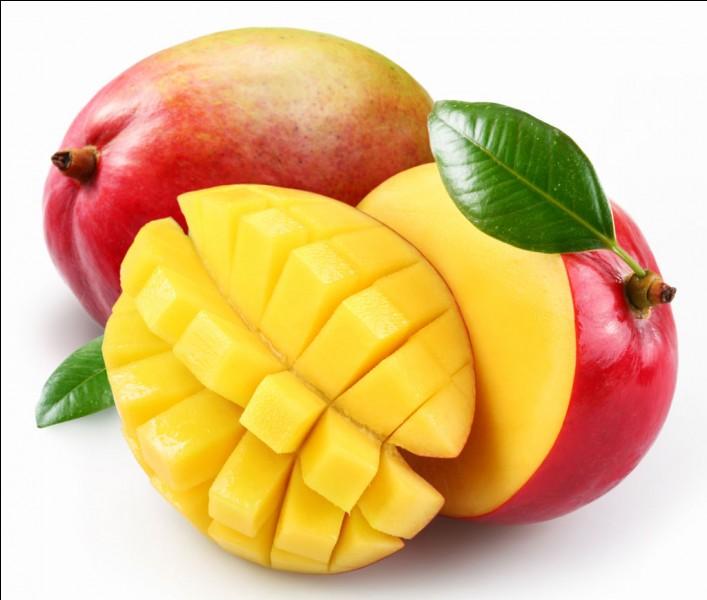 Quel fruit est représenté ici ?