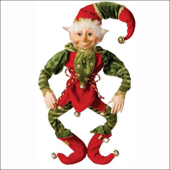 Il seconde le Père Noël.