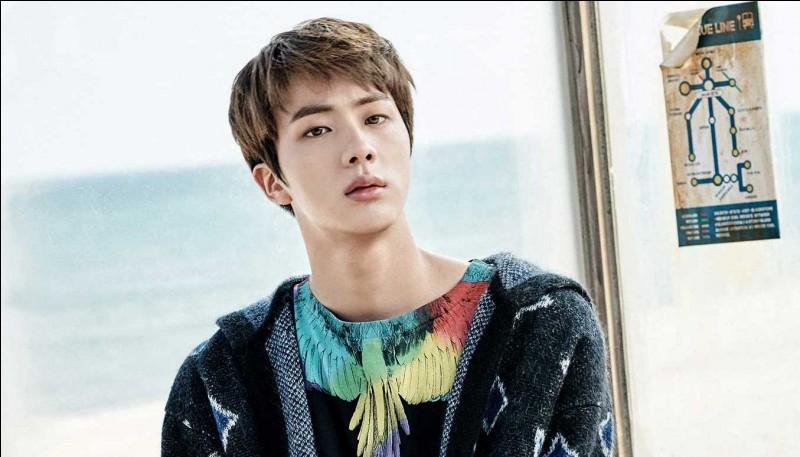 Quel est le véritable nom de Jin ?