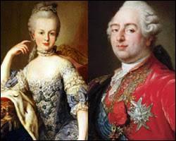 En quelle année a eu lieu le mariage de Louis XVI avec Marie-Antoinette d'Autriche ?