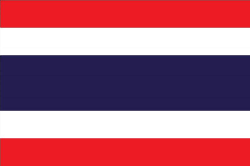 Passons maintenant en Asie, plus précisément en Thaïlande où les nudistes seront malheureux car :