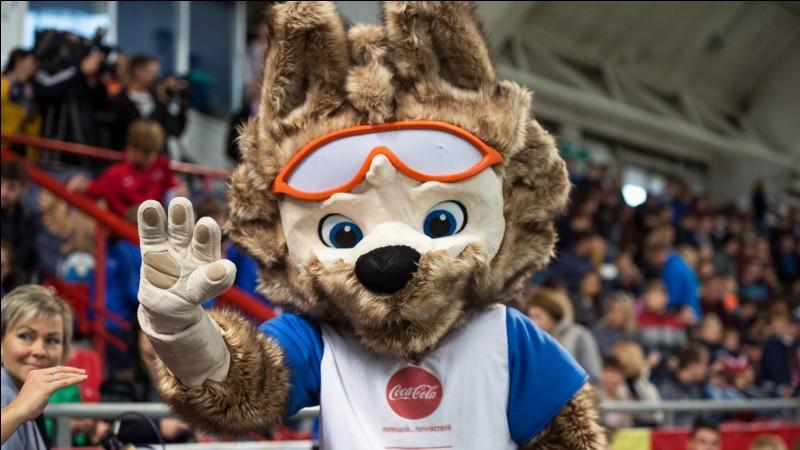 C'est l'animal mascotte de la compétition :