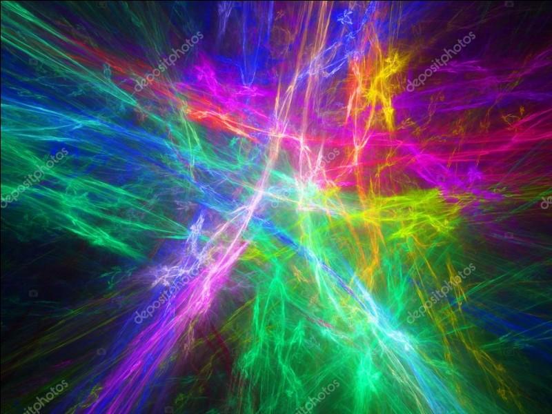 """Cette couleur s'appelle """"multicolore""""."""