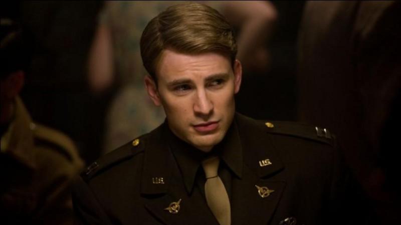 Quel est le personnage que Captain America (Steve Rogers) n'a pas embrassé ?