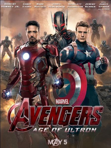 """Quel personnage n'est pas présent dans """"Avengers : l'ère d'Ultron""""?"""