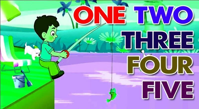 Enfant - One two three