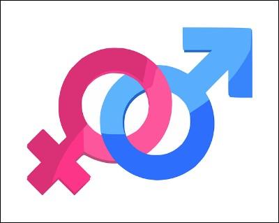 Est-ce une femme ou un homme qui est représenté sur le logo précédent ?