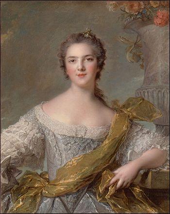 Personne vue comme le plus belle des filles de Louis XV, qui est-elle ?