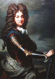 Louis XV et son entourage