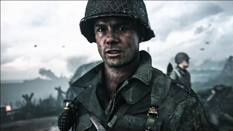 Dans quel jeu est présent le sergent Pierson ?