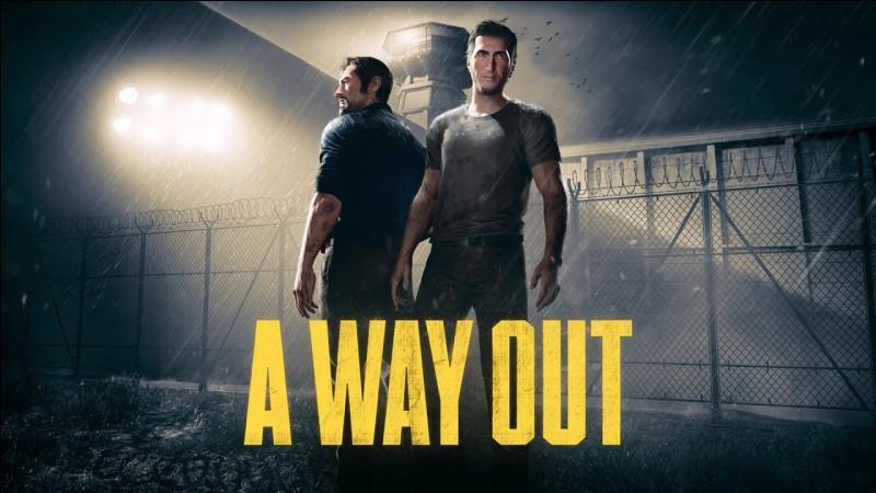 """Par qui est édité """"A Way Out"""" ?"""