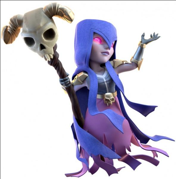 Combien d'élixir noir faut-il pour former une sorcière de niveau 1, sur Clash of Clans ?