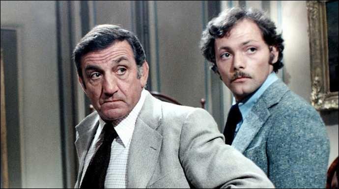 Quel film sorti en 1975, réunit Lino Ventura et Patrick Dewaere ?