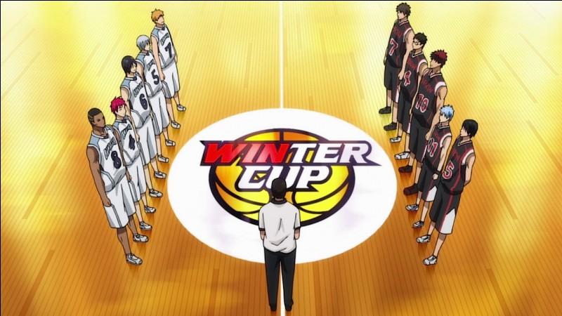 Voici enfin l'heure de la finale de la Winter Cup ! Elle oppose Rakuzan, menée par l'ancien capitaine de la Génération des Miracles, Akashi, à Seirin, toujours menée par Hyûga. Après un match très compliqué et plein de rebondissements, il se termine par la victoire de Kuroko et ses amis ! Quel est le score de ce dernier match ?