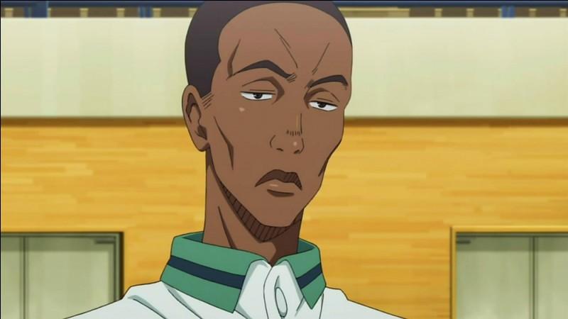 Ce personnage fait partie de la première équipe que Seirin affronte lors des préliminaires de l'Interhigh. Comment l'équipe de Hyûga l'appelle-t-elle ?