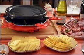 La raclette est souvent considérée comme une spécialité...