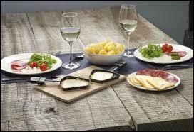 Quel type de vin est à privilégier pour accompagner la raclette ?