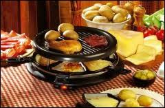 Dans le pays d'origine de la raclette, quel nom est donné à l'appareil électrique qui permet de faire fondre le fromage ?