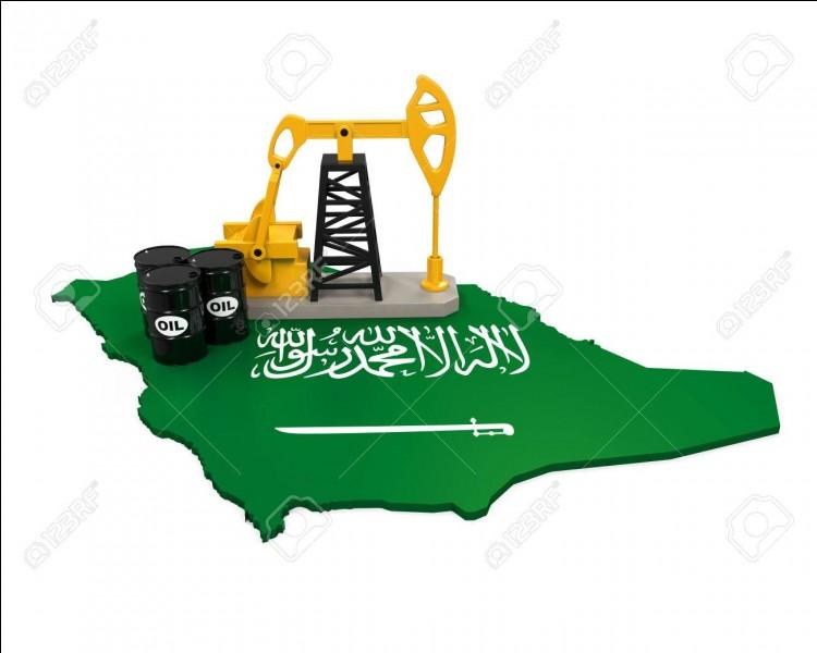 L'Arabie saoudite, pays musulman, est le premier producteur de pétrole au monde.