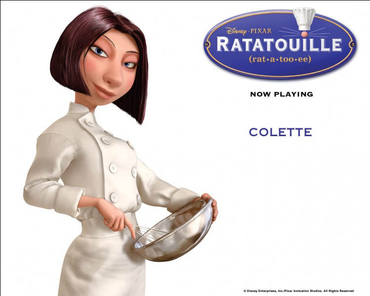 Qui est Colette ?