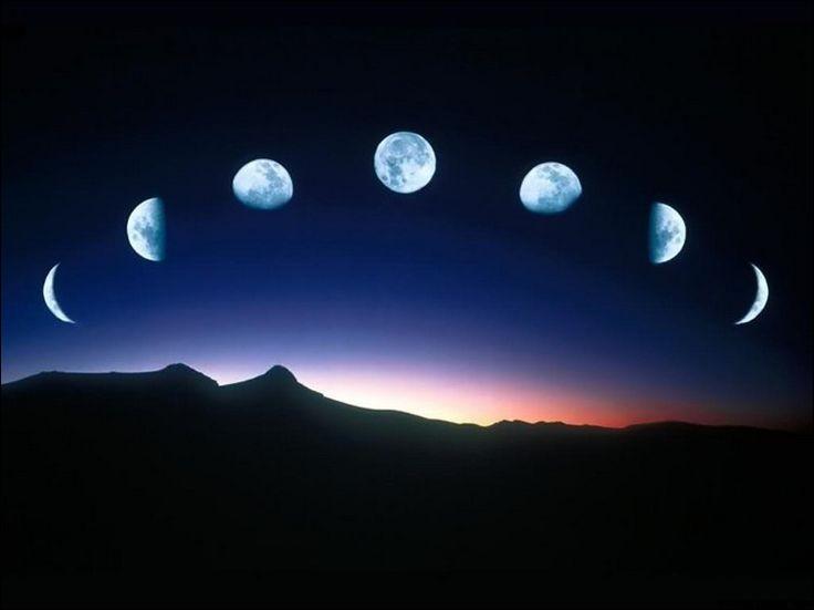 Combien de temps s'écoule-t-il entre deux phases lunaires ?